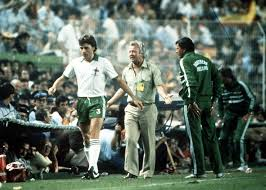 gerry armstrong today in northern ireland u0027s footballing history