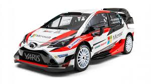 toyota car the 2017 toyota yaris wrc could double as an aircraft carrier