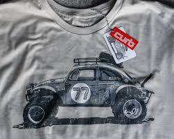 baja bug the curb shop curb baja bug t shirt