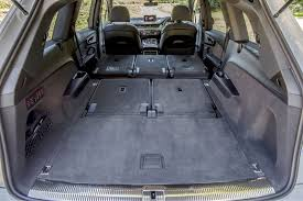 audi q7 cargo capacity audi q7 sizes and dimensions guide carwow