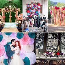 wedding backdrop trends getting married