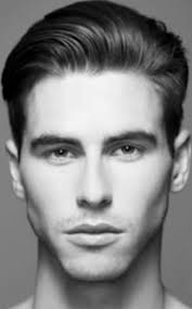 before and after pics of triangle face hairstyles how to choose the right men s haircut gentlehair com
