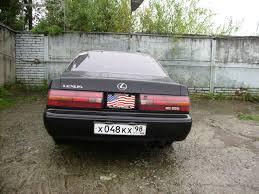 lexus es300 cost 1994 lexus es300 photos 3 0 gasoline ff automatic for sale