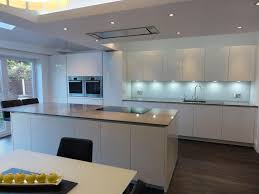 alno kitchens shades of blue contemporary kitchen cabinetry with