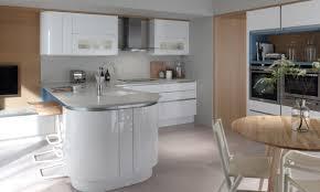 modern handleless kitchens tomba is a stunning handleless kitchen the aluminium rail