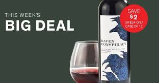 lcbo on of the day if you your reds and