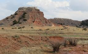 Oklahoma scenery images The glass mountains northwest oklahoma 39 s surprising scenic beauty jpg