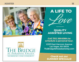 senior living nevada senior guide