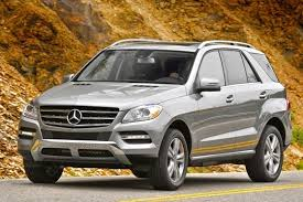 mercedes suv prices mercedes prices all 2012 m class suv autotrader