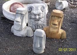 garden statuary outdoor statues and garden decor concrete