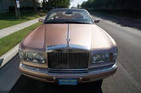 roll royce brunei 2001 rolls royce corniche for sale 2044643 hemmings motor news