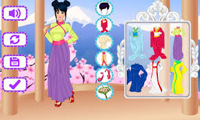 buy japanese style dress up android game for girls casual and