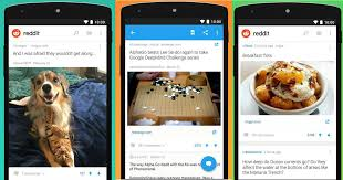android reddit reddit launches official ios and android apps