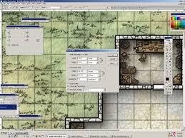 D D World Map Maker by Newbiedm Tutorial U2013 Printing Battle Maps To A 1 U2033 Scale Www