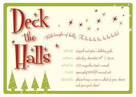 How To Design A Invitation Card Christmas Party Invitations Templates Reduxsquad Com