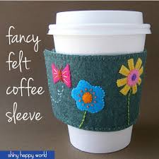 coffee mug ideas diy coffee cozy ideas that will make your coffee cup unique