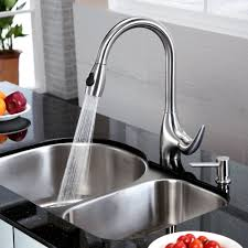 Vigo Kitchen Faucets Stainless Steel Kitchen Sink Combination Kraususa Com