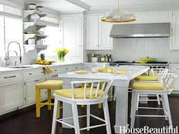 yellow kitchen decorating ideas yellow green kitchen decor ideas and gray pantry door storage