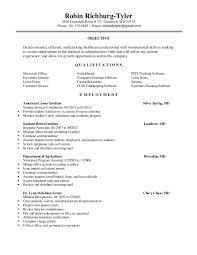 Veterinary Technician Resume Vet Assistant Resume Enwurf Csat Co