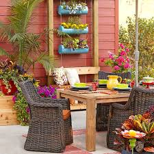 Patio And Porch Furniture by Slab To Fab Patio Makeover