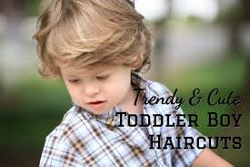 3year old straight fine haircut 23 trendy and cute toddler boy haircuts