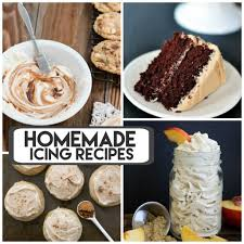 icing recipes
