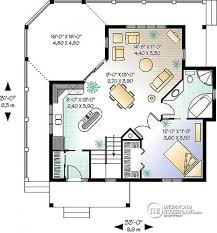 large cabin plans 629 best house floor plans images on small houses