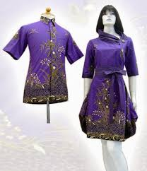 desain baju batik pria 2014 desain baju batik solo pria wanita terbaru 2014