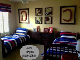 bedroom cool sport bedrooms for boys expansive plywood alarm