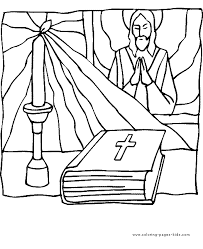holy bible color bible story color coloring pages