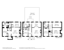 Two Family Floor Plans by Featured Property Historic Two Family Home At 35 Wayne Street