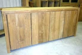 porte de meuble de cuisine buffet bois brut portes meuble cuisine buffet bois brut buffet porte