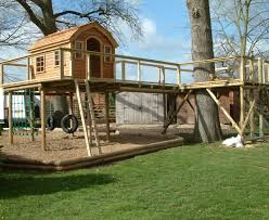 you can combine any of our treehouses with a bespoke adventure