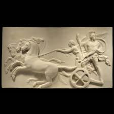 rome wall art shenra com roman chariot race ancient rome marble wall relief plaque s s shop