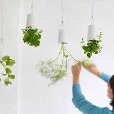 modern hanging planters decoration vertical garden containers indoor hanging planter