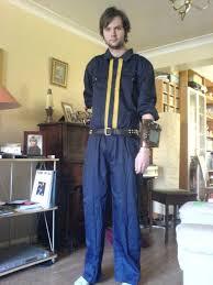 vault jumpsuit kaze kun s vault 101 costume by endless days on deviantart