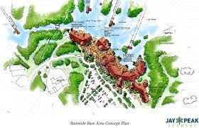 Uvm Campus Map Jay Peak Resort Map My Blog
