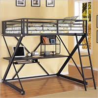 mid priced bunk beds and loft beds