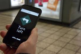 Blind People Phone Wayfindr The Game Changing App That U0027s Revolutionising London