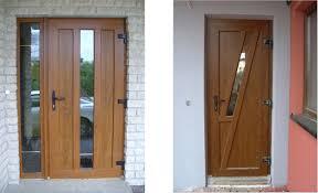 Plastic Exterior Doors Plastic Doors