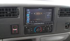 double din install ford truck enthusiasts forums