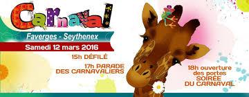 carnaval de faverges 12 mars 2016 youtube