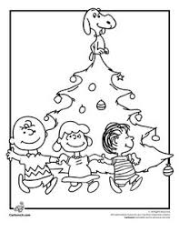 free christmas coloring page charlie brown and christmas coloring pages for kids printable