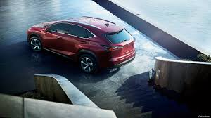 red lexus 2018 lexus nx luxury crossover lexus com