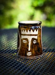 pen toothpick holder face kasook
