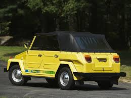 1974 volkswagen thing ten obscure cars with weird names autoevolution