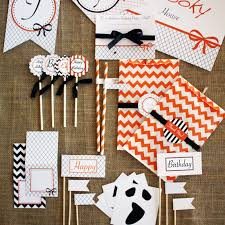 Halloween Birthday Themes by Halloween Birthday Party Printables U2014 Kristi Murphy Do It