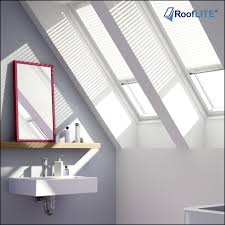 rooflite flat pitched roof windows blinds u0026 accessories
