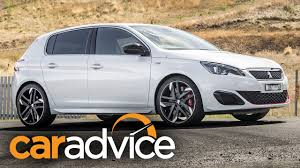 peugeot 308 2016 2016 peugeot 308 gti review youtube