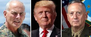 War Cabinet Ww2 Donald Trump Would Have The Most Generals In The White House Since